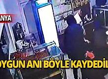 Maskeli ve silahlı soyguncular yakalandı!
