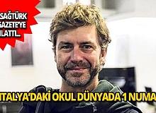 """Tan Sağtürk: """"Bale için ülkemde misyon yüklendim"""""""
