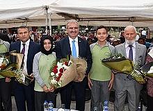 Vali Karaloğlu okulların açılışını gerçekleştirdi