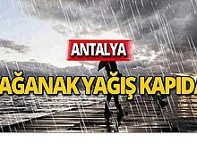 9 Ekim Antalya hava durumu