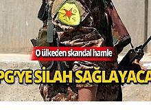 Amerika'nın çekilmesine üzülen ülke, YPG'ye destek verecek
