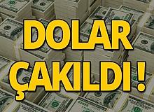Anlaşmanın ardından dolar düşüşe geçti!