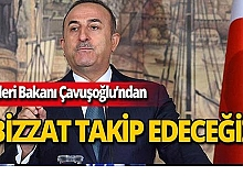 """Çavuşoğlu:""""Ara vermek demek, bizim askerimizin ve oradaki güçlerimizin çekilmesi demek değil"""""""