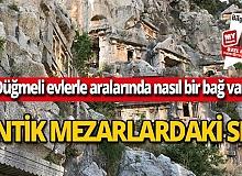 İşte bin yılların ötesinden Antalya'ya aktarılan büyük mirasın sırrı!