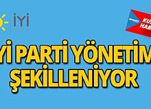 İYİ Parti yönetimi şekilleniyor