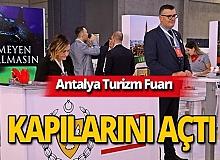 KKTC Antalya Turizm Fuarı'nda!