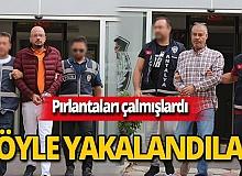 O şüpheliler İstanbul'da yakalandı!