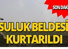 Tel Abyad'ın Suluk beldesi terörden arındırıldı!