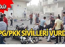YPG/PKK'nin yerleşim yerlerine saldırılarında 18 şehit