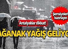 14 Kasım Antalya hava durumu