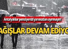 16 Kasım Antalya hava durumu