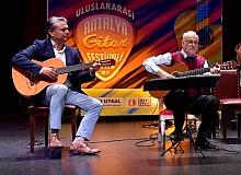 8'inci Uluslararası Antalya Gitar Festivali başlıyor