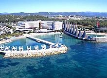 Adin Beach ve Alaiye Hotel Mükemmellik Sertifikası'nın sahibi oldu