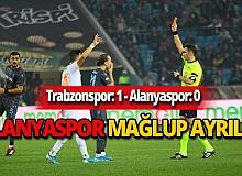 Alanyaspor'a Laz çelmesi 1-0