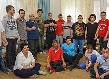 Antalyalı özel çocuklardan Aksaray'a tepki