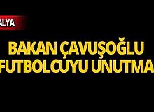 """Bakan Çavuşoğlu: """"Tüm dünyaya örnek olacak bir davranış"""""""