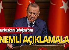 Cumhurbaşkanı Erdoğan'dan ABD ziyareti