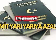 İhracatçılara 'yeşil pasaport' müjdesi!