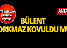 Antalyaspor'da şok ayrılık