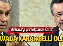 """""""Ankara'yı parsel parsel sattı"""" davasında karar"""