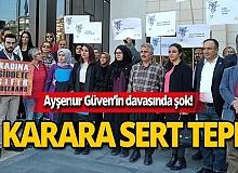 Ayşenur davasına hem aileden hem de Haluk Levent'ten sert tepki