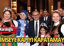 """Vali Karaloğlu: """"Kimseye kapıyı kapatamayız"""""""