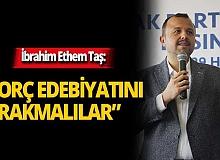 AK Parti Antalya İl Başkanı Taş'tan Konyaaltı sahiline ilişkin açıklama!