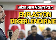 Bakan Albayrak: Enflasyonu istikrara kavuşturacağız