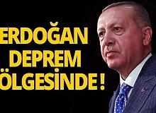 Cumhurbaşkanı Erdoğan, Elazığ'da