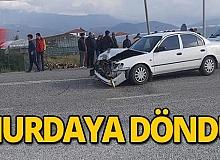 Feci kaza: 2 yaralı!