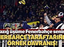 Fenerbahçe taraftarından Elazığ'a destek