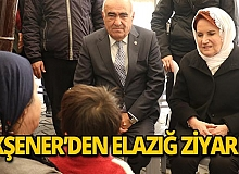 İYİ Parti Genel Başkanı Akşener'den taziye ziyareti