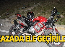 Kazada ele geçirildi