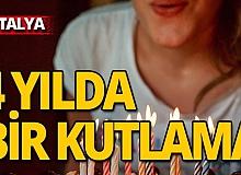 30 bin kişi doğum günü kutlamaya hazırlanıyor