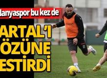 Alanyaspor, Beşiktaş maçı hazırlıklarına başladı