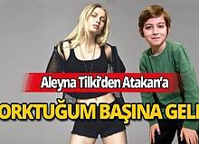 Aleyna Tilki, bir kez daha Filozof Atakan hakkında konuştu: Korktuğum konu başına geldi minik