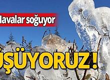 Resmen üşüyoruz! Antalya'da seracılara don uyarısı