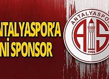 Antalyaspor'a yeni sponsor