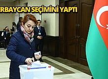 Azerbaycan'daki seçimin galibi belli oldu