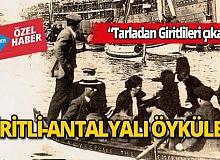 Giritli-Antalyalı öyküleri