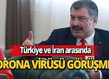 İran ve Türkiye arasında Corona virüsü kararı!