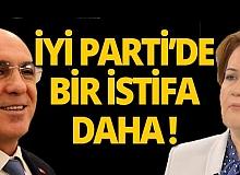İYİ Parti'de bir milletvekili daha istifa etti!