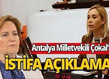 """İYİ Parti'den istifa eden milletvekili Tuba Çokal: """"Partide hiyerarşik nezaket yok sayıldı"""""""