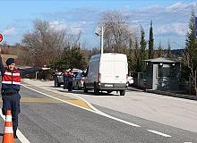 Jandarma ve polis ülke genelinde sürücülere ceza yağdırdı