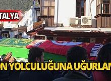 Kaza kurbanı damadın cenazesinde kahreden detay!