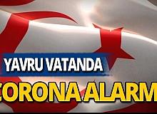 Kıbrıs'ta Corona alarmı!