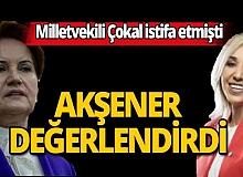 Meral Akşener, İYİ Parti Antalya'daki istifaları değerlendirdi!