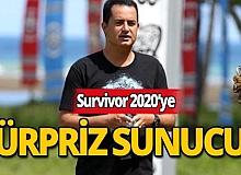"Survivor 2020'ye ""fenomen"" sunucu"