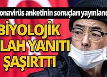Türkiye'deki ilk koronavirüs anketinin sonuçları yayınlandı