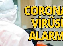 Bir ilimizde daha corona virüsü alarmı!